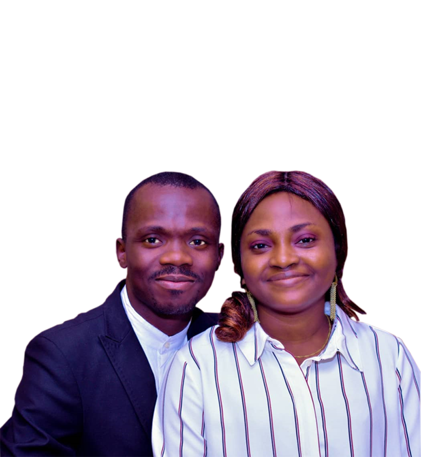 Pst John and Pst Lara Audu